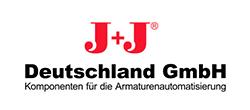 J+J Deutschland GmbH Armaturenautomatisierung Logo