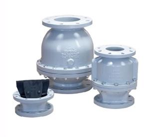 Ondastop Rückschlagventile ECO geeignet für Trinkwasser und Verzehr