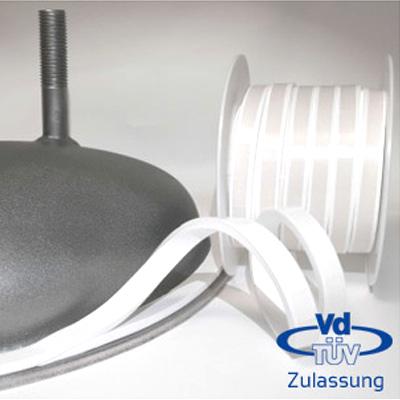 MultiTex DK 401 für Dampfkessel - Ahrendt Industriearmaturen