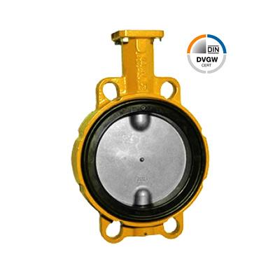 Absperrklappe 994B (Serie 900 DVGW-Gas)