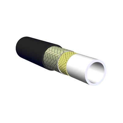 CAPELLA PA HD 1ST 1AR Hochdruck-Farbspritzschlauch Stahl Aramid