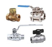 Kugelhähne / Ball valve