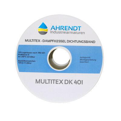 MultiTex DK 401 für Dampfkessel Teflonband