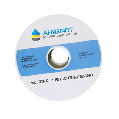 Ahrendt MultiTex PTFE Dichtungsband