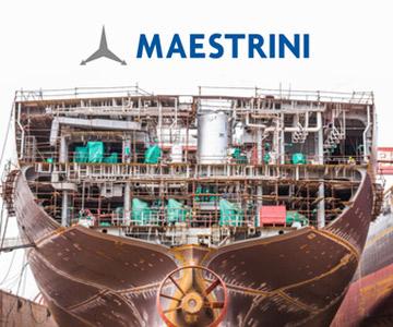 Armaturen für Schiffbau und Offshore von Maestrini