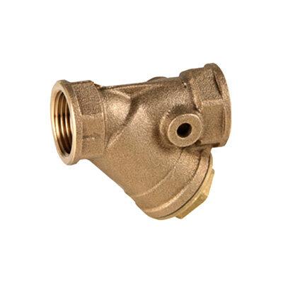 Bronze Schmutzfänger Y-Filter PN10 mit Innengewinde